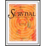 Survival A Sequential Program for College Writing 6th 2003 edition cover