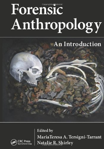 Forensic Anthropology An Introduction  2012 edition cover