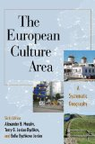 European Culture Area A Systematic Geography 6th 2014 (Revised) edition cover