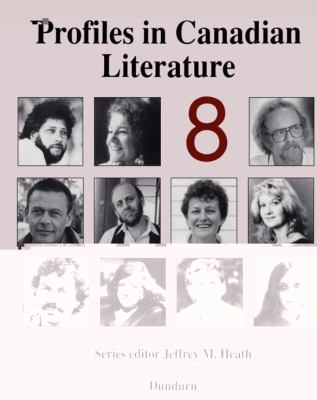 Profiles in Canadian Literature  8th 9781550021462 Front Cover