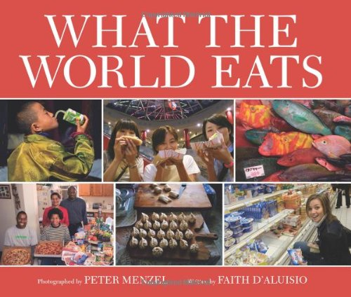 What the World Eats   2008 edition cover