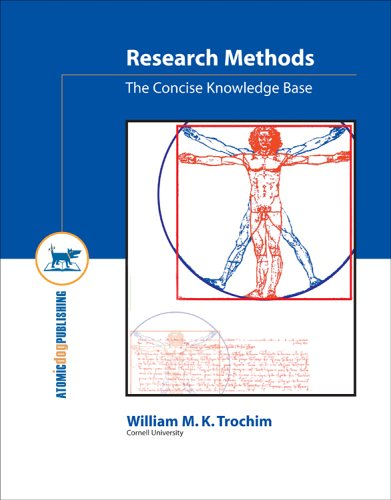 Research Methods The Concise Knowledge Base  2005 edition cover