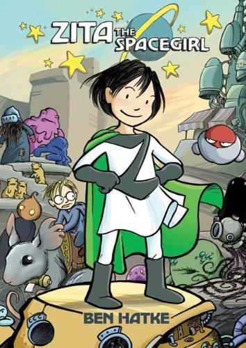Zita the Spacegirl   2011 edition cover