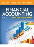 Financial Accounting for Executives and MBAs  3rd 2014 edition cover