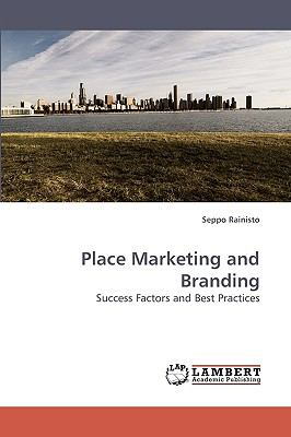 Place Marketing and Branding N/A 9783838318462 Front Cover