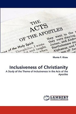 Inclusiveness of Christianity N/A 9783838350462 Front Cover