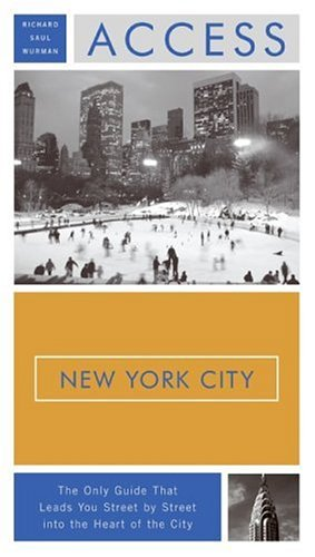 Access New York City  12th (Revised) 9780060834463 Front Cover