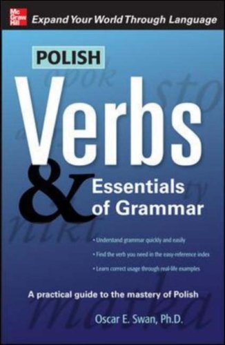 Polish Verbs and Essentials of Grammar  2nd 2009 edition cover