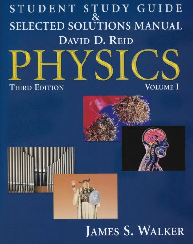 Physics  3rd 2007 (Student Manual, Study Guide, etc.) 9780131536463 Front Cover