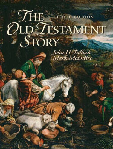 Old Testament Story  8th 2009 edition cover