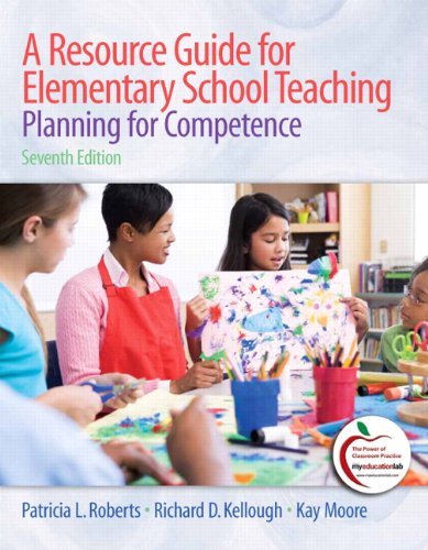 Resource Guide for Elementary School Teaching Planning for Competence 7th 2011 edition cover