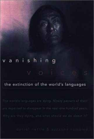 Vanishing Voices The Extinction of the World's Languages  2002 edition cover