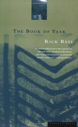 Book of Yaak   1997 edition cover
