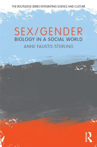 Sex/Gender Biology in a Social World  2012 edition cover