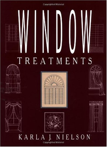 Window Treatments   1989 edition cover