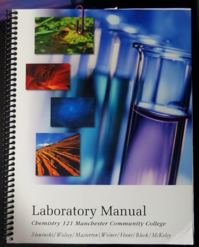 CHEMISTRY 121 LAB.MAN.>CUSTOM< N/A 9780495135463 Front Cover