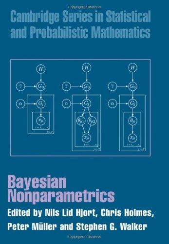 Bayesian Nonparametrics   2009 edition cover