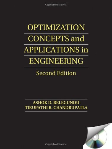 Optimization Concepts and Applications in Engineering  2nd 2011 edition cover