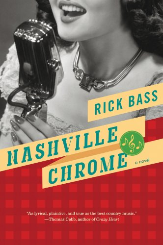 Nashville Chrome   2010 9780547577463 Front Cover
