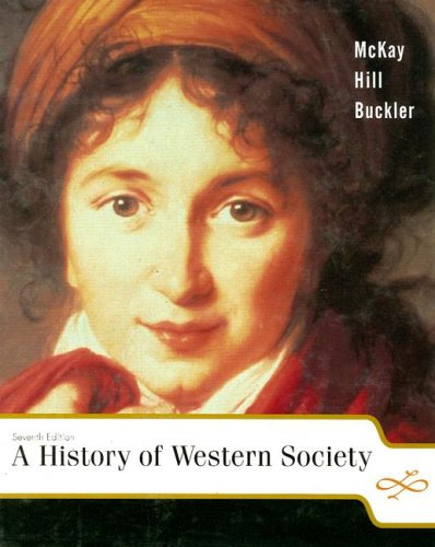 History of Western Society  7th 2003 9780618170463 Front Cover