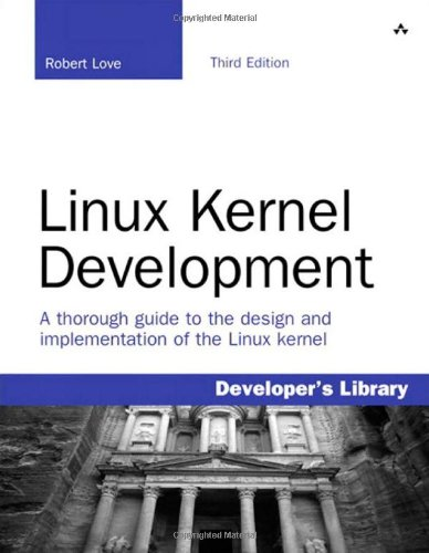 Linux Kernel Development  3rd 2010 (Revised) edition cover