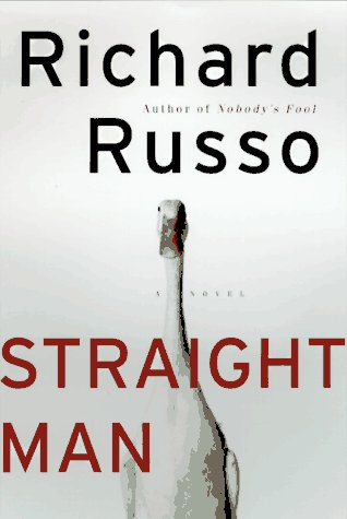 Straight Man   1997 edition cover