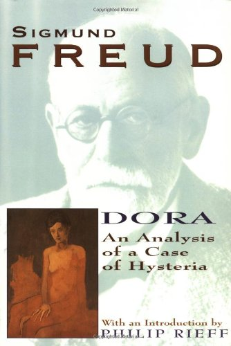 Dora An Analysis of a Case of Hysteria  1997 edition cover