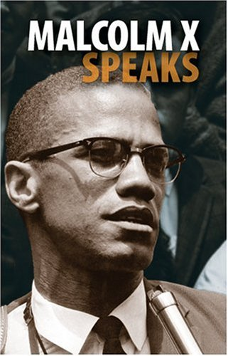 Malcolm X Speaks Selected Speeches and Statements 2nd 1989 edition cover