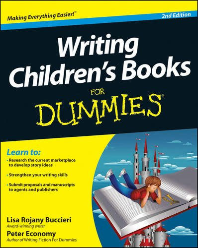 Writing Children's Books for Dummies�  2nd 2013 edition cover