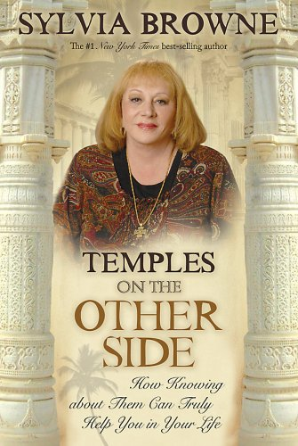 Temples on the Other Side How Wisdom from Beyond the Veil Can Help You Right Now  2009 9781401917463 Front Cover