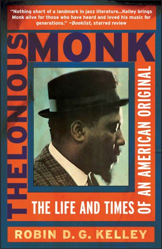 Thelonious Monk The Life and Times of an American Original  2010 edition cover