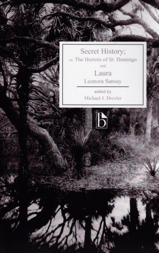 Secret History and Laura: 1st 2007 edition cover
