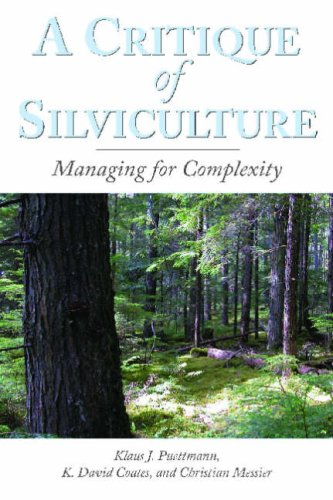 Critique of Silviculture Managing for Complexity 2nd 2008 edition cover