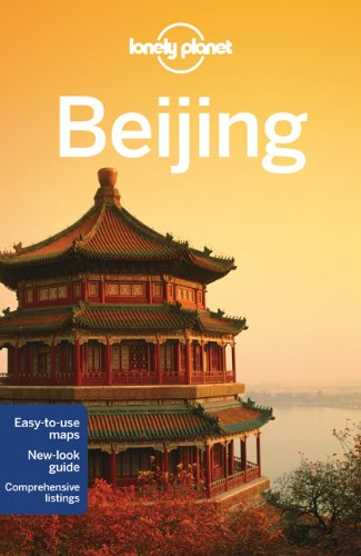Beijing  9th 2013 (Revised) 9781741798463 Front Cover