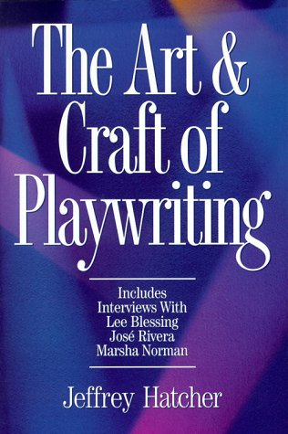 Art and Craft of Playwriting   2000 edition cover