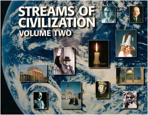 Streams of Civilization Cultures in Conflict since the Reformation until the Third Millenium after Christ  1995 edition cover