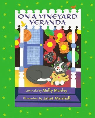 On a Vineyard Veranda   2007 9781933212463 Front Cover