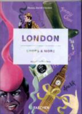 London, Shops and More   2007 9783836500463 Front Cover