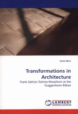 Transformations in Architecture  2008 9783838308463 Front Cover
