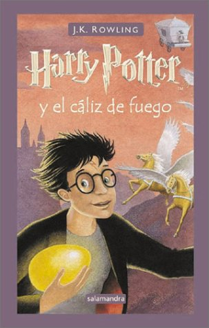 Harry Potter and the Goblet of Fire  N/A edition cover