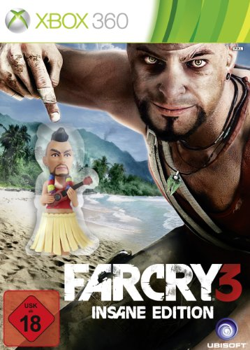 Far Cry 3 - Insane Edition (exklusiv bei Amazon.de) Xbox 360 artwork