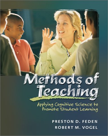 Methods of Teaching Applying Cognitive Science to Promote Student Learning with PowerWeb: Education  2003 edition cover