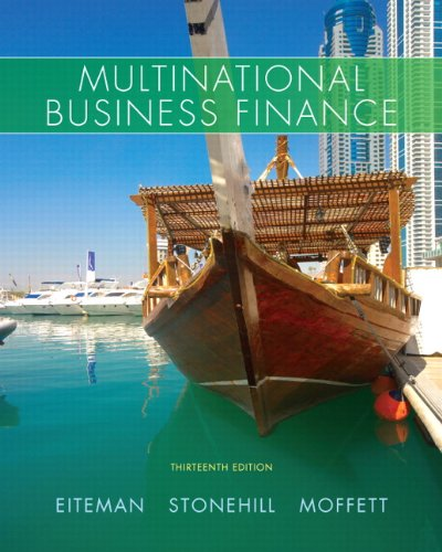 Multinational Business Finance  13th 2013 (Revised) 9780132743464 Front Cover