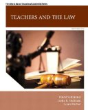 Teachers and the Law  9th 2015 edition cover
