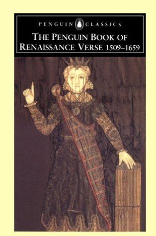 Penguin Book of Renaissance Verse, 1509-1659   2005 edition cover