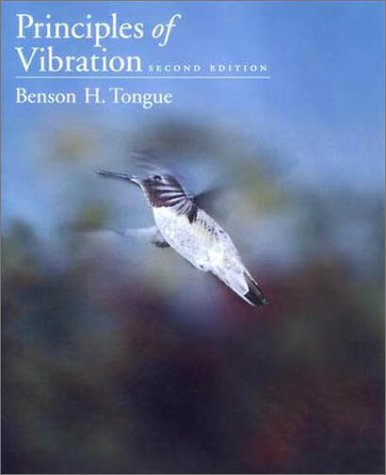 Principles of Vibration  2nd 2002 (Revised) edition cover