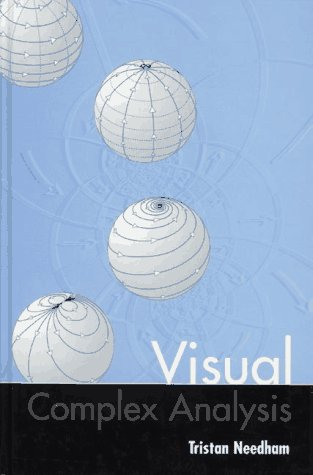 Visual Complex Analysis   1998 edition cover
