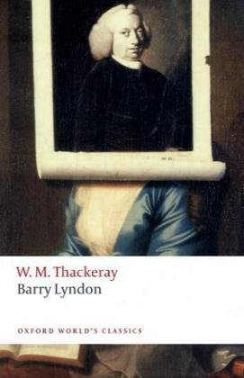 Barry Lyndon   2008 9780199537464 Front Cover