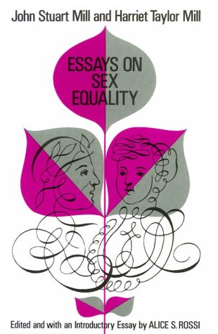 Essays on Sex Equality   1970 edition cover