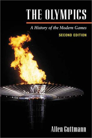 Olympics A History of the Modern Games 2nd 2002 edition cover